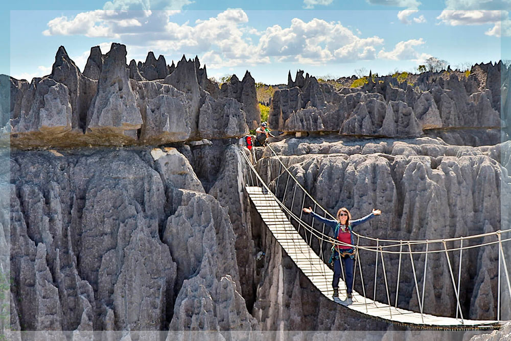 tsingy of bemaraha national park